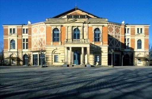 Teatro de la ópera de Bayreuth